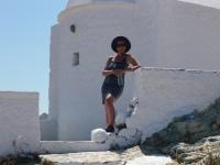 Sommer 2013 Epidavros bis Siphnos