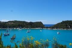 von Paxos nach Korfu